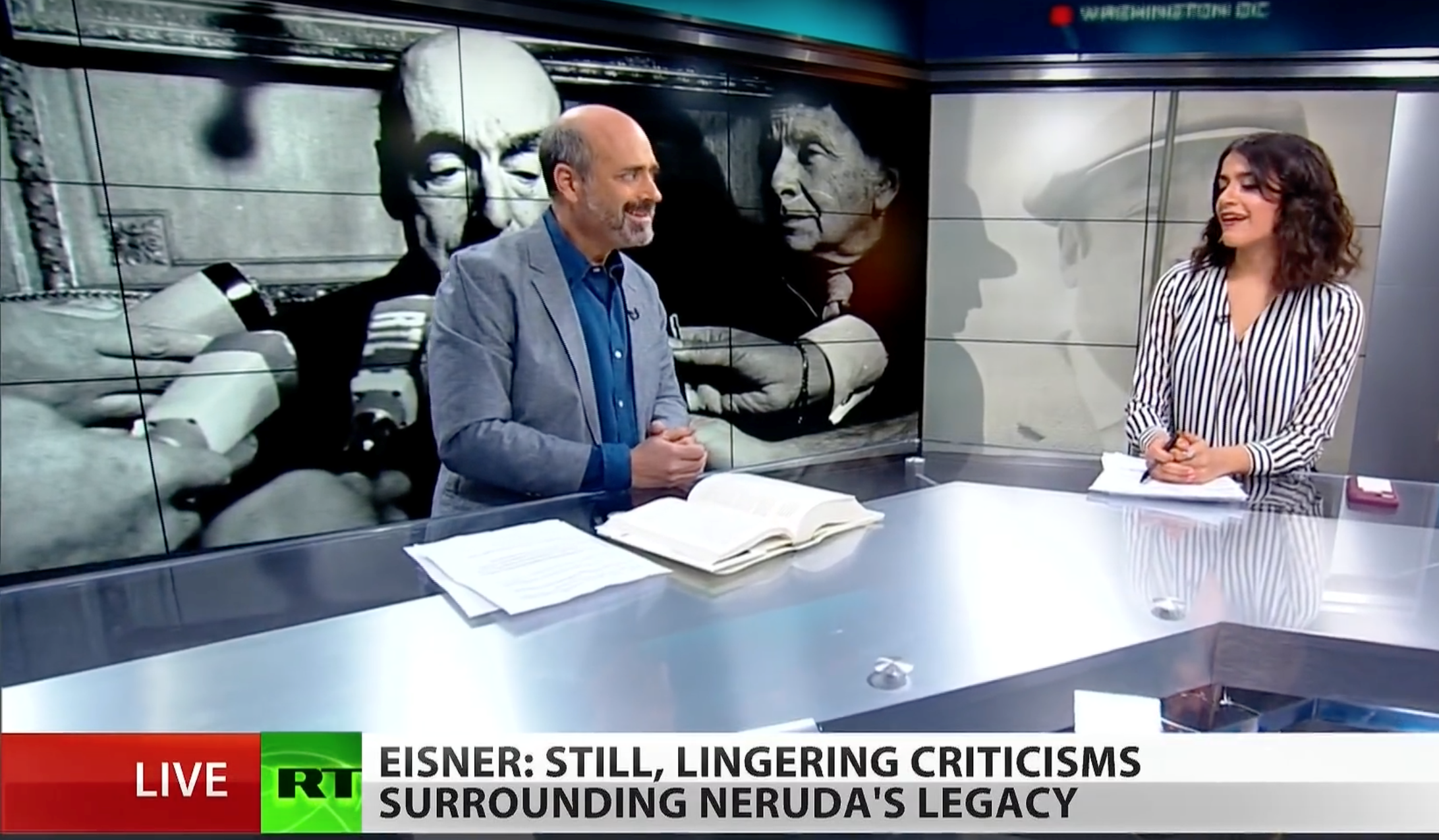 Mark Eisner on RT